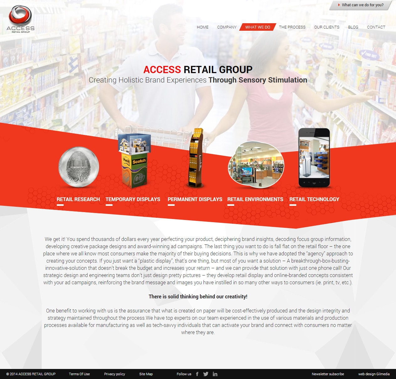 Access Retail Group What We Do