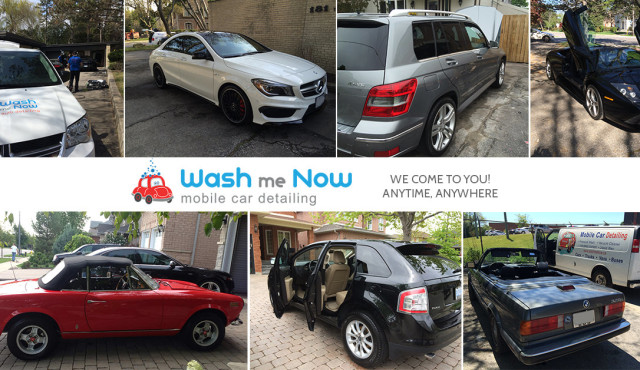 car detailing by wash me now