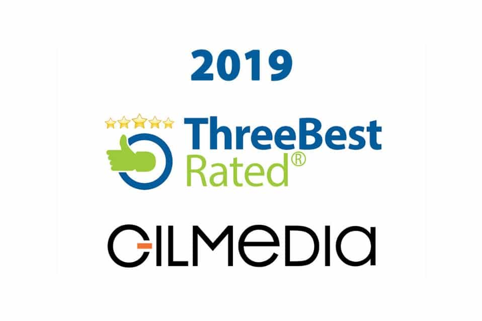 Gilmedia Named One of Top 3 Web Design Companies in Toronto